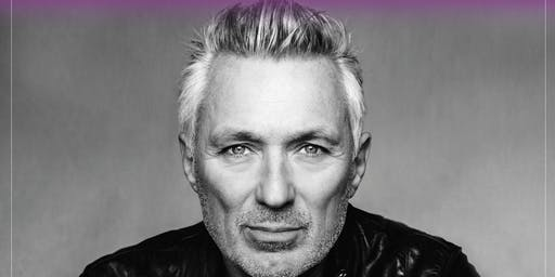 Martin Kemp at The Live Rooms | Chester