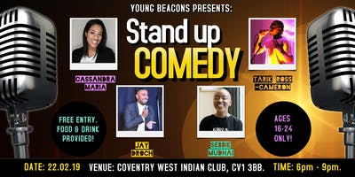 Stand Up Comedy Night!