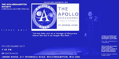 The  Apollo Programme: A Dramatic Performance tickets