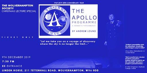 The  Apollo Programme: A Dramatic Performance