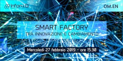 Smart Factory tra Innovazione e Cambiamento