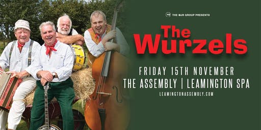The Wurzels (The Assembly, Leamington Spa)