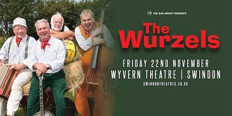 The Wurzels (Wyvern Theatre, Swindon) tickets