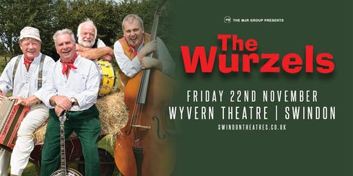 The Wurzels (Wyvern Theatre, Swindon)