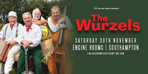 The Wurzels (Engine Rooms, Southampton)