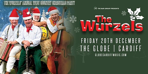 The Wurzels' Westcountry Christmas Party! (The Globe, Cardiff)