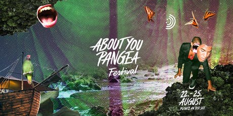 About You Pangea Festival 2019 tickets
