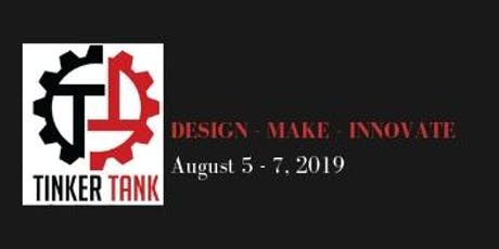 Tinker Tank STEAM Summer Camp for Educators tickets