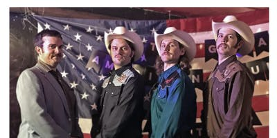 9:30pm The Great American Country Drifters @ Pete's Candy Store