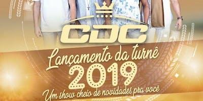CDC - Lançamento da Turnê 2019