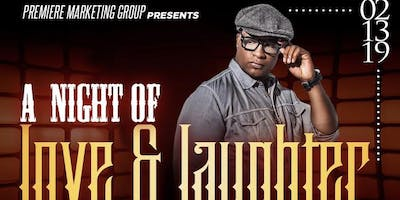 Love & Laughter: A Night With Ricco Barrino & Friends
