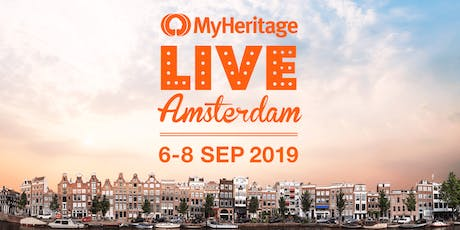 MyHeritage User Conference 2019 tickets
