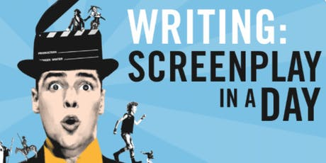 1 Day Writing: Screenplay in a Day tickets