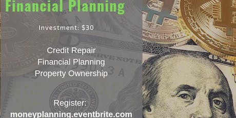 Sustainable Financial Planning  tickets
