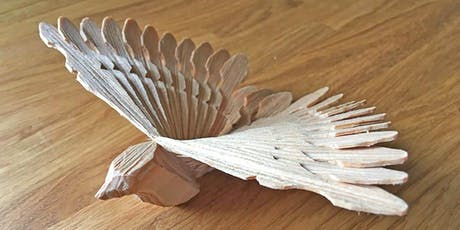 Fan bird making at Bradfield Woods (EOC2806) tickets