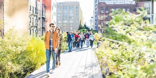 Chelsea Market, High Line & Hudson Yards Food & History Tour