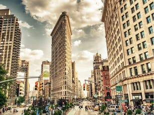 Flatiron Food, History & Architecture Tour tickets