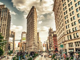 Flatiron Food, History & Architecture Tour