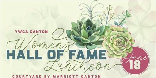 2019 Women's Hall of Fame Luncheon