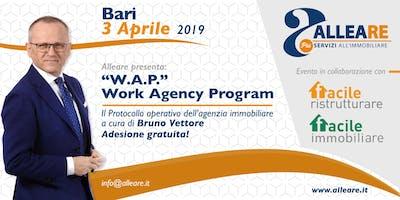 W.A.P – WORK AGENCY PROGRAM