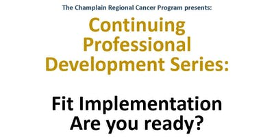 Implementation of FIT in Ontario - Are you ready?