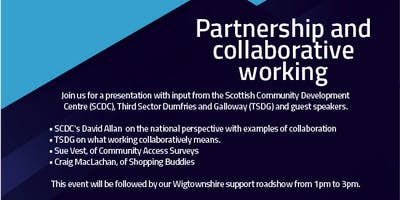Free workshop on Partnership and Collaborative Working