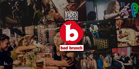Faded presents Bad Brunch tickets