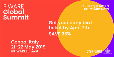 FIWARE Global Summit Genoa 2019