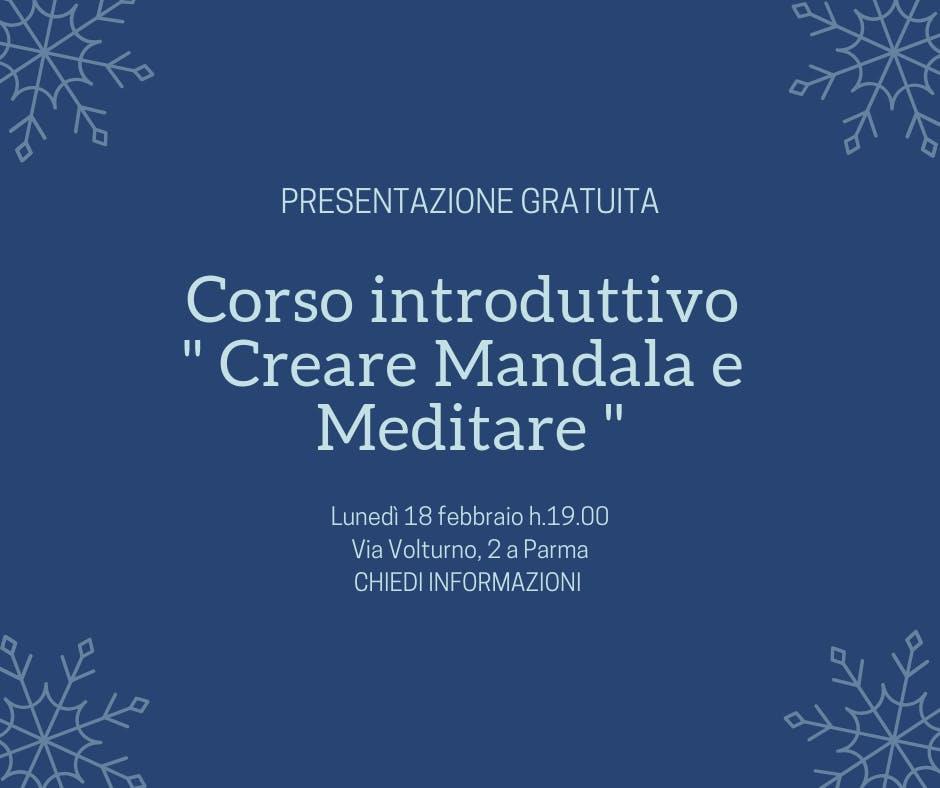 Creare Mandala e Meditare