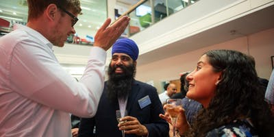 PwC Social Entrepreneurs Club & iSE Networking Event (Birmingham)