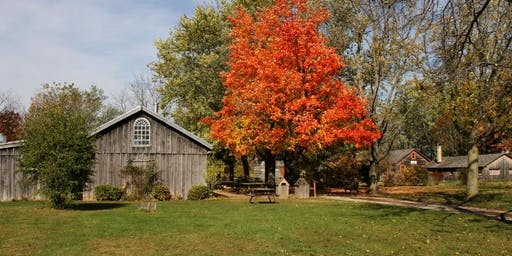 Thanksgiving Dinner at the Pioneer Village Cafe: Saturday, October 12 at 2:00 p.m.