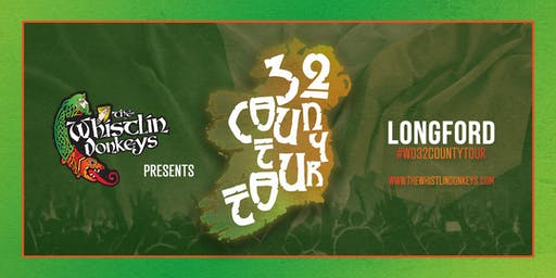 The Whistlin' Donkeys - 32 County Tour - Longford - Glenview Lounge
