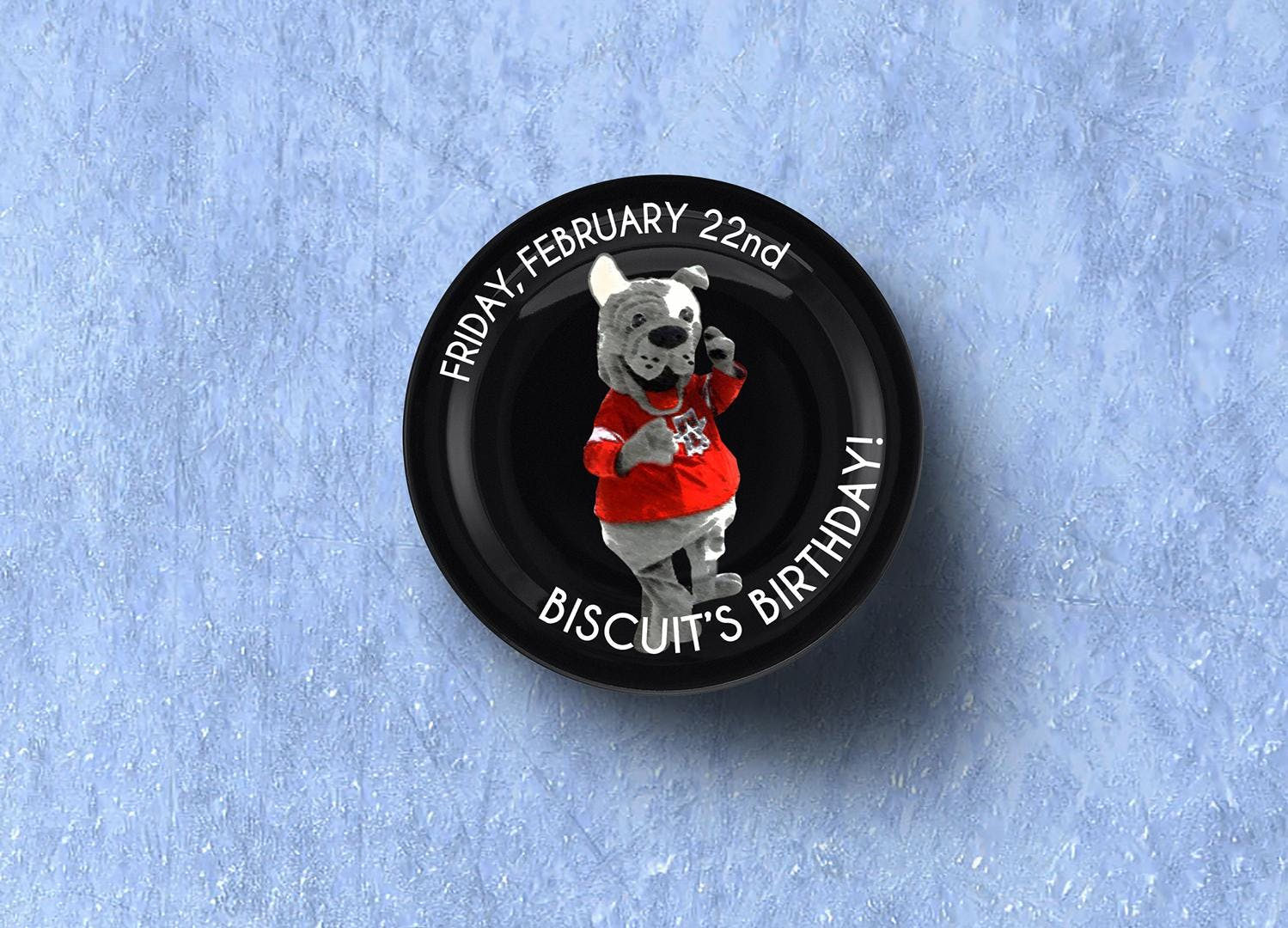 Biscuit's Birthday! Allen Americans vs Utah G