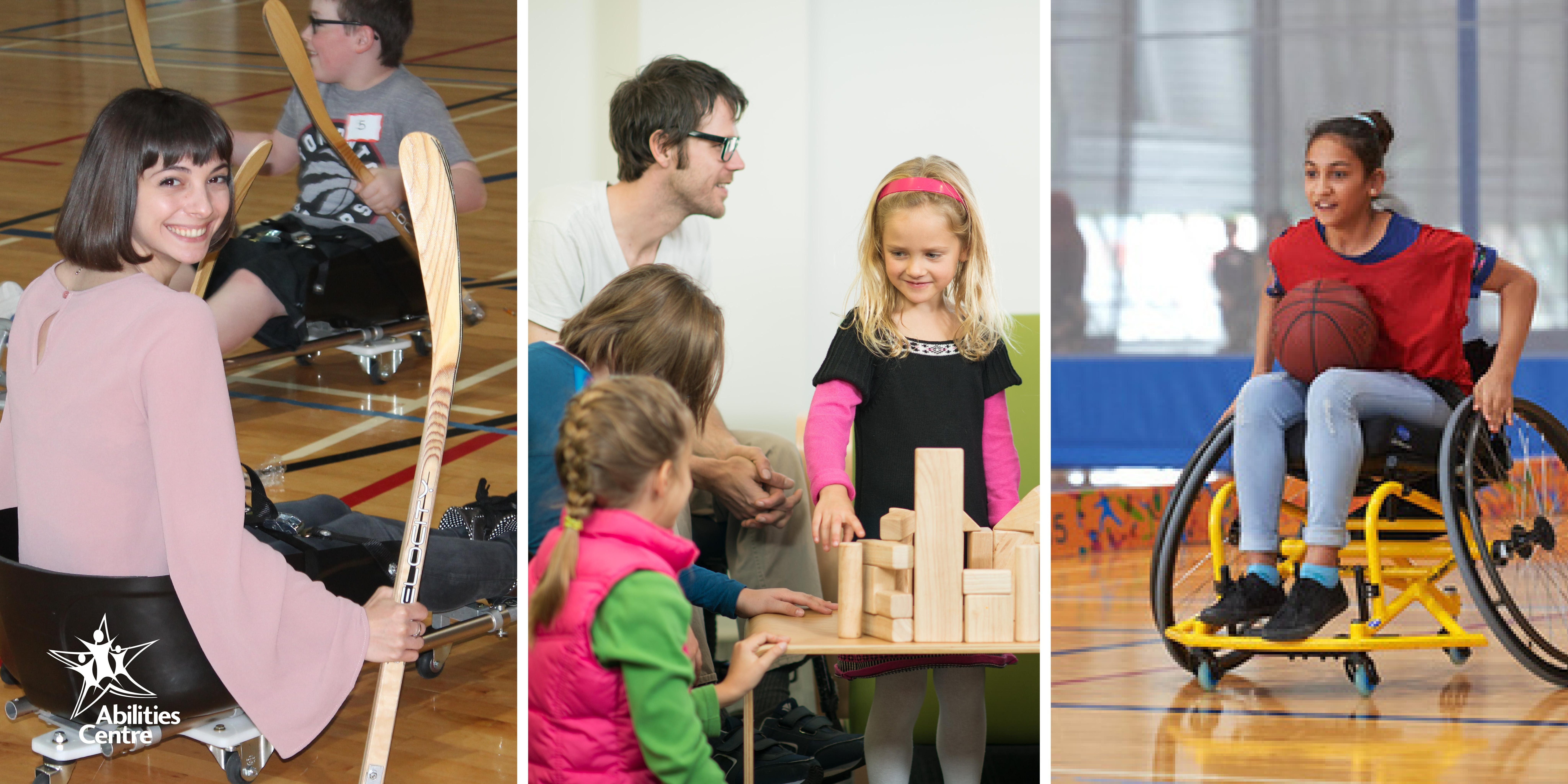 Family Day at Abilities Centre