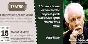 Omaggio a Paolo Ferrari