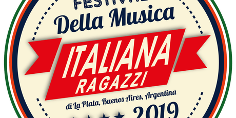 Audición, Festival de la Música Italiana Ragazzi - Edición Niños - En Español - La Plata.   entradas