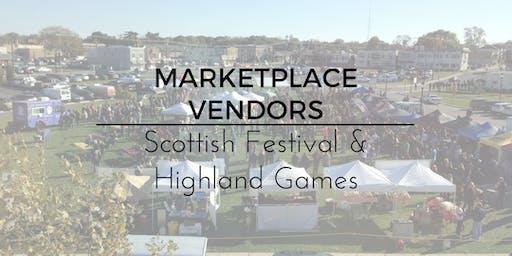 2019 Marketplace Vendors (Scottish Festival & Highland Games)