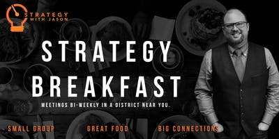 Strategy Breakfast - Barrie