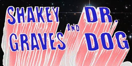 SHAKEY GRAVES & DR. DOG W/ CAROLINE ROSE tickets