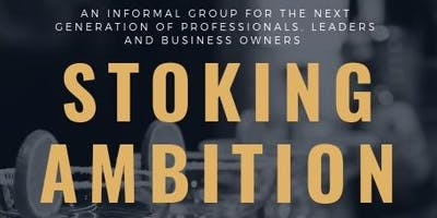 Stoking Ambition Launch Drinks
