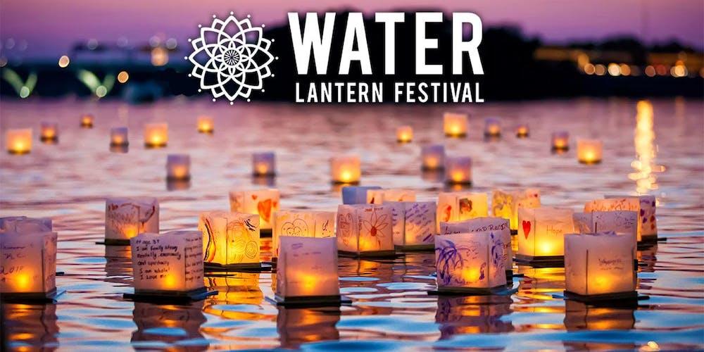 Water Lantern Festival - Mississauga, ON