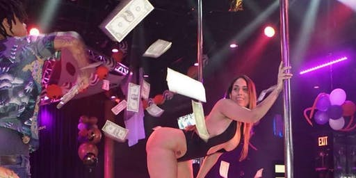 KING OF DIAMONDS MIAMI DANCERS AT GFIVE GENTLMENS CLUB - KOD MIAMI BEACH