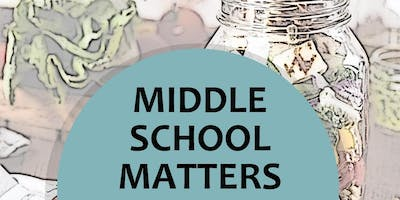 Middle School Matters (@ Young Middle School)