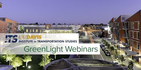 Transitioning Cars & Trucks to Low GHG–Emitting Technologies and Fuels tickets
