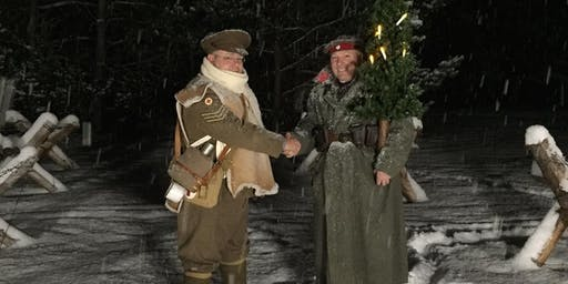 The Christmas Truce, Friday, November 22nd