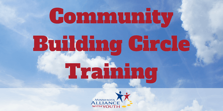 Community Building Circle Training (August 2019) tickets