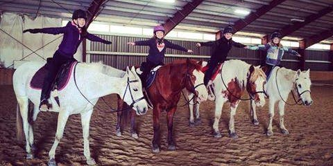 Equestrian Development Camp
