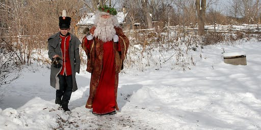 A Visit with St. Nicholas, Saturday, December 7