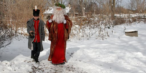 A Visit with St. Nicholas, Sunday, December 8