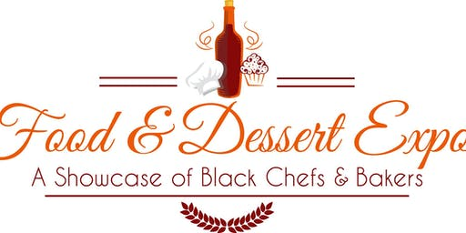 The Black Food & Dessert Expo -  Summer Edition (July 20, 2019)